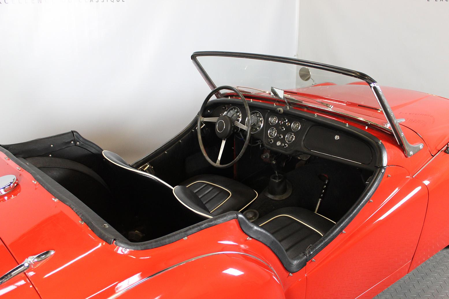 triumph modele tr  vendre voitures classiques  de